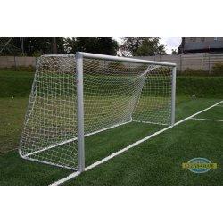 Bramka przenośna aluminiowa do piłki nożnej 5x2m
