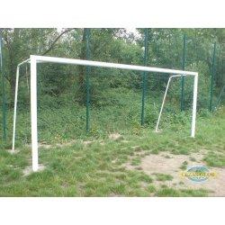 Bramka stalowa stała do piłki nożnej 7,32x2,44m