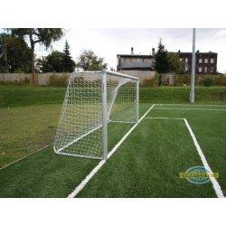 Bramka do piłki nożnej przenośna aluminiowa 3x2m