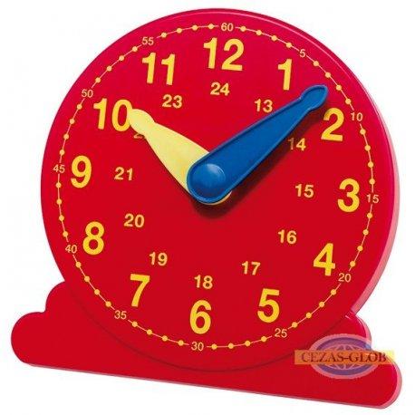 Uczniowska tarcza zegarowa 13 cm