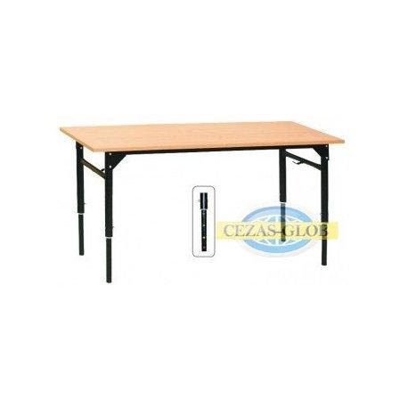 """Stół regulowany """"Wiktor"""" 1-osobowy"""