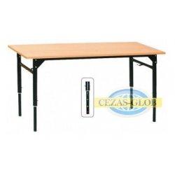 """Stół szkolny regulowany """"Wiktor"""" 2-osobowy"""
