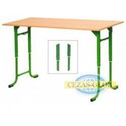 """Stół szkolny regulowany """"Filip"""" 2-osobowy"""