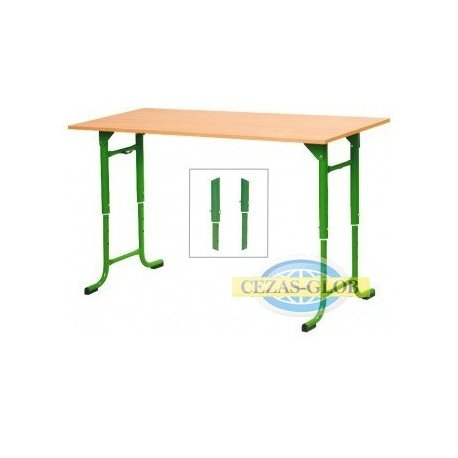 """Stół regulowany """"Filip"""" 2-osobowy"""