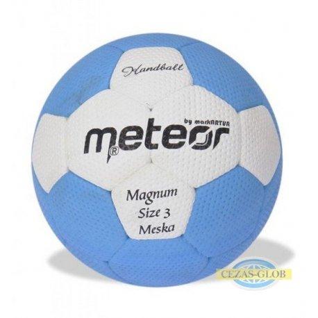 Piłka ręczna METEOR MAGNUM CELLULAR MĘSKA 04059