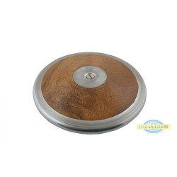 Dysk treningowy 1,25 kg drewniany