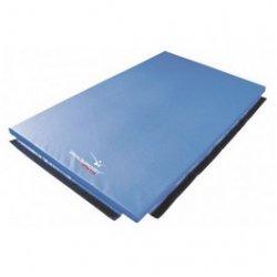 Materac gimnastyczny (200x120x10cm) z rzepem MG10-120-S/N-25