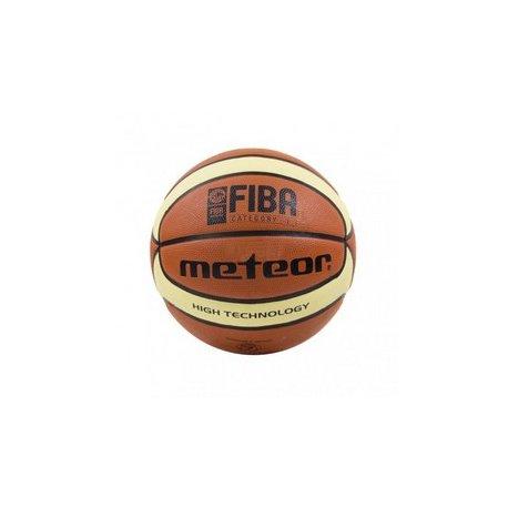 Piłka do koszykówki Meteor 7FIBA