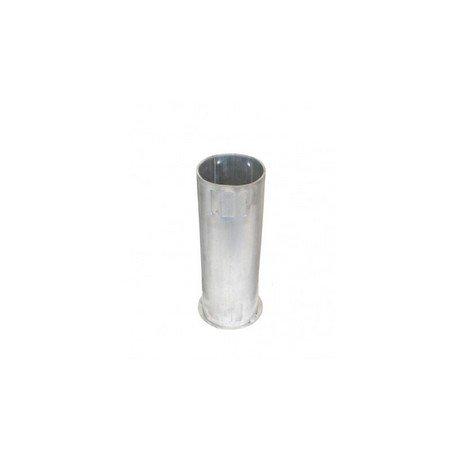Tuleja aluminiowa zewnętrzna, fi 76, długość 350 mm