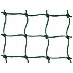 Siatka ochronna PE oczko 10x10, gr.sznur. 4 mm. D