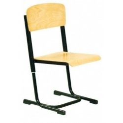 Krzesło szkolne regulowane Wiktor Nr 3-4
