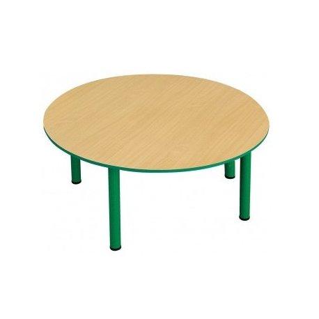 "Stół ""Puchatek"" z bl. okrągły Nr 1-4"