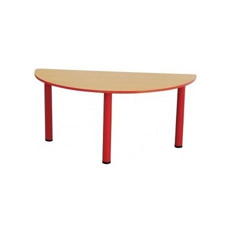"""Stół """"Puchatek"""" z bl. półokrągły Nr 1-4"""