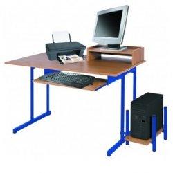 Stół komputerowe 1os ATUT 800x900
