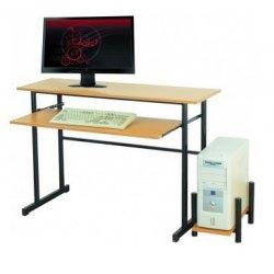 Stół komputerowe 3P/2 1 osobowy