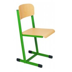 Krzesło szkolne ZBYSZEK