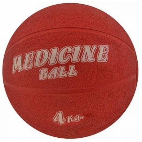 Piłka lekarska ze skóry naturalnej waga 4kg