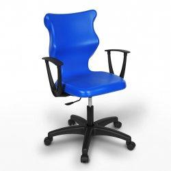 Krzesło obrotowe Twist nr 6  z podłokietnikami