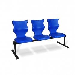 Bench 3 osobowy - rozmiar 6, niebieski