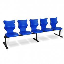 Bench 5 osobowy - rozmiar 6, niebieski