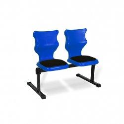 Bench Soft 2 osobowy - rozmiar 6, niebieski