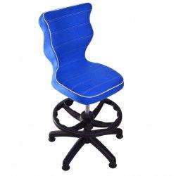 Krzesło obrotowe Visto - rozmiar 4 z podnóżkiem (wzrost 133-159 cm)