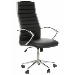 Fotel NE-637 CZARNY