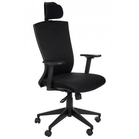 Krzesło obrotowe HG-0004F CZARNY