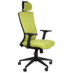 Krzesło obrotowe HG-0004F ZIELONY