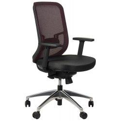 Krzesło obrotowe z wysuwem siedziska GN-310/A BORDO