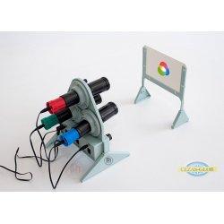 Maszyna do mieszania barw demonstrator kolorów RGB