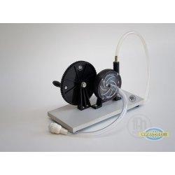 Model pompy wirowej