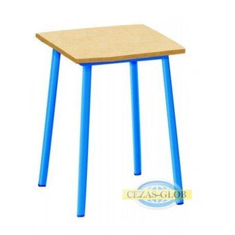 """Krzesło tapicerowane """"ISO"""" z puplitem"""