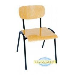 Krzesło szkolne S-6