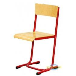 """Krzesło przedszkolne """"Krzyś"""" Nr 3,4"""
