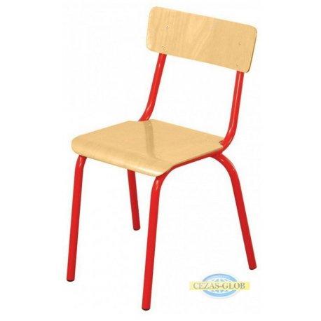 """Krzesło przedszkolne """"Puchatek"""" Nr 5-7"""