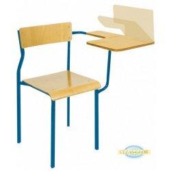 Krzesło szkolne z pulpitem uchylnym OK5