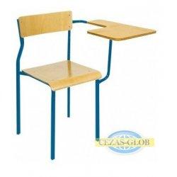 Krzesło z puplitem stałym OK5