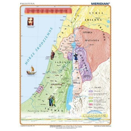 Palestyna za czasów Chrystusa