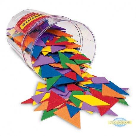 Łamigłówka - tangram