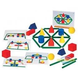Modele przestrzenne - układanka