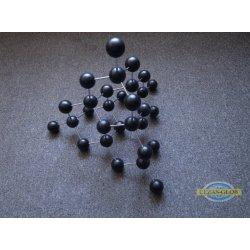 Model kryształu diamentu