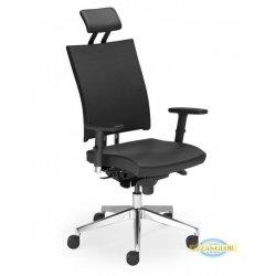Krzesło @-MOTION U R15K HRU steel33 chrome