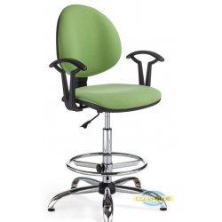 Krzesło  SMART gtp27 steel02 Ring Base