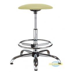 Krzesło GOLIAT steel02 + Ring Base