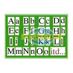 Alfabet pisany-drukowany