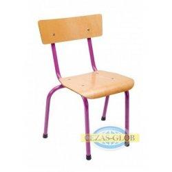 Krzesło szkolne Puchatek fi 18  nr  0,1,2