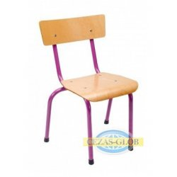 Krzesło szkolne Puchatek fi 18  nr  3,4