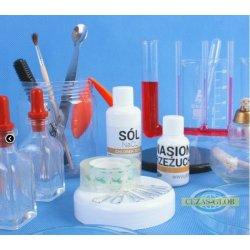 Eksperymenty z wodą – własności i ciekawostki, zestaw doświadczalny z wyposażeniem laboratoryjnym