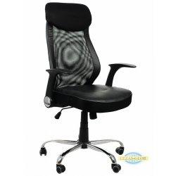 Fotel ZH-376 CZARNY